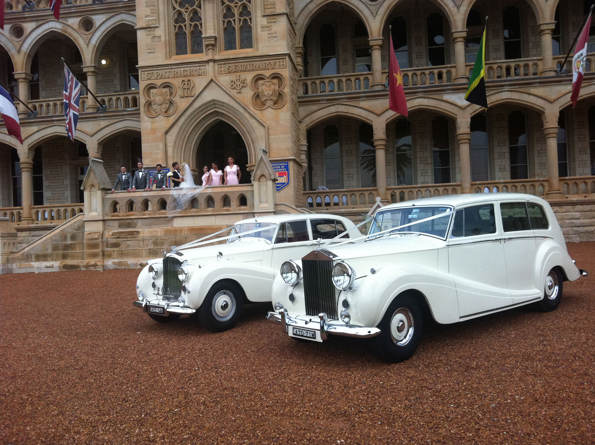 Writer for hire wedding cars sydney